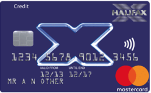 The Halifax Clarity Card