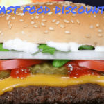 fast food takeaway discounts