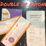 sainsbury's double up event