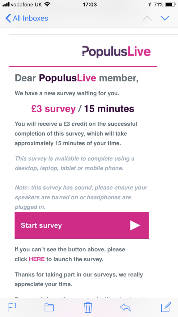 how much you can earn from populuslive