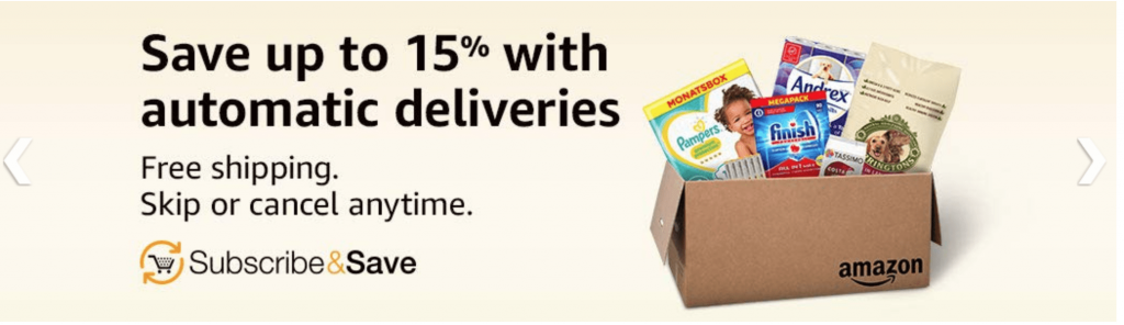Amazon Prime special offers