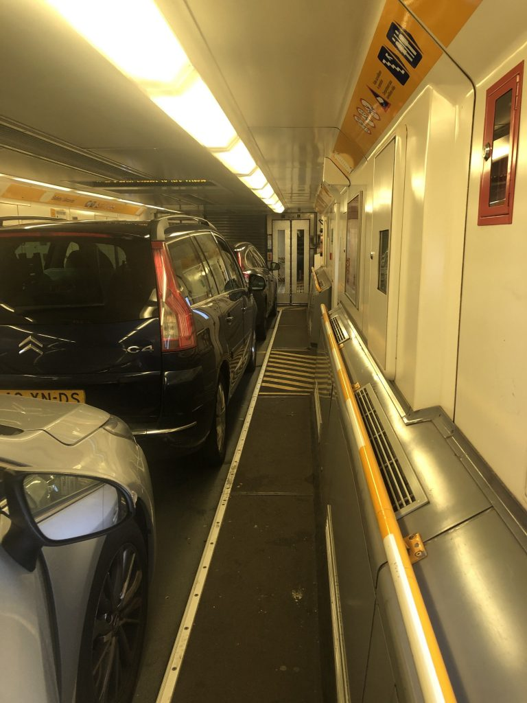 travelling with eurotunnel