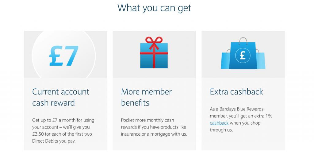 Benefits of Blue Rewards