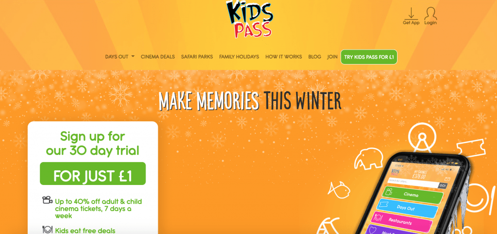 Kids pass review