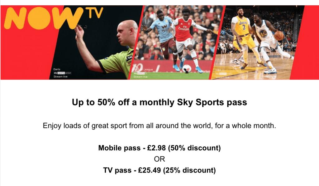 CSSC TV discount