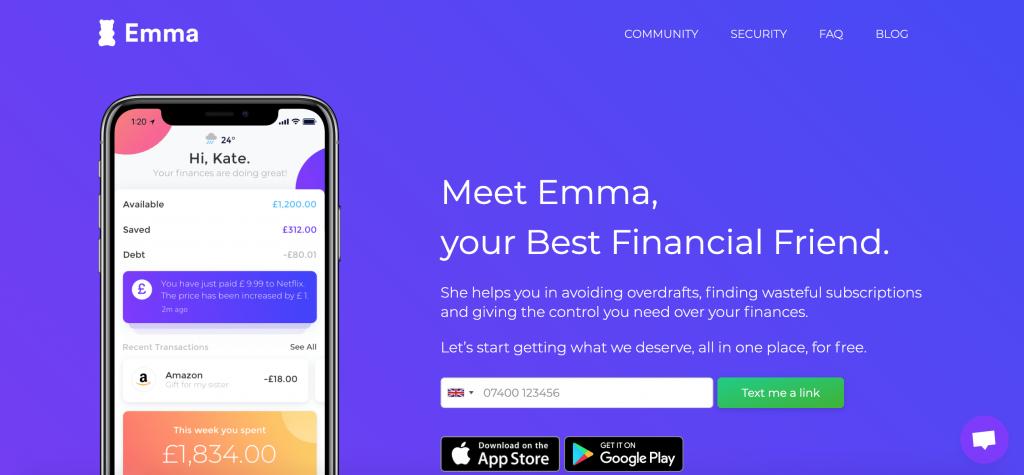 Emma app review