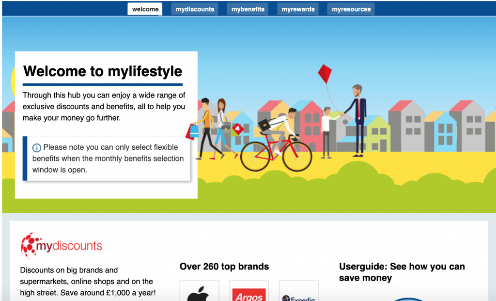 mylifestyle offering money off for nhs staff