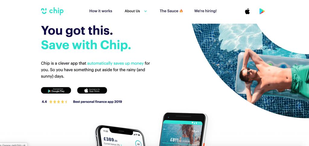 chip screenshot