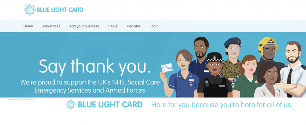 The best NHS discount