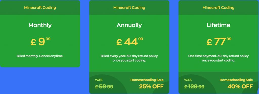 Code Kingdom prices