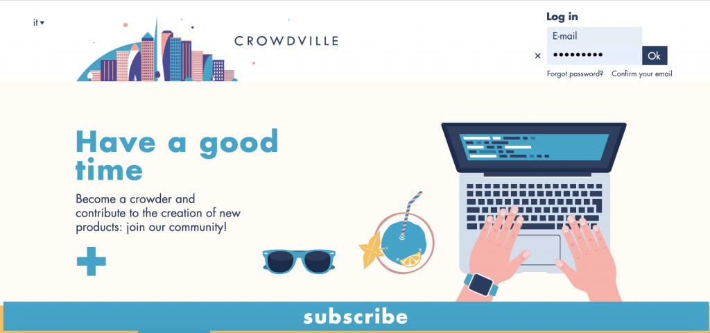 crowdville review
