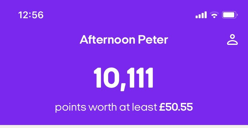 How much are nectar points worth?