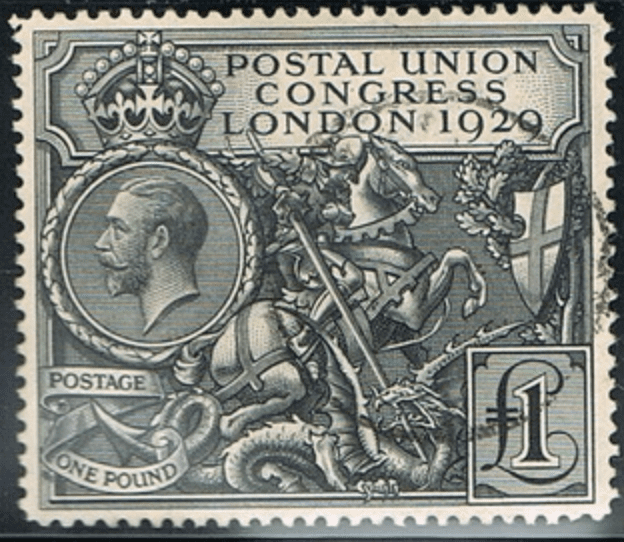 1929 Postal Union Congress of the Universal Postal Union