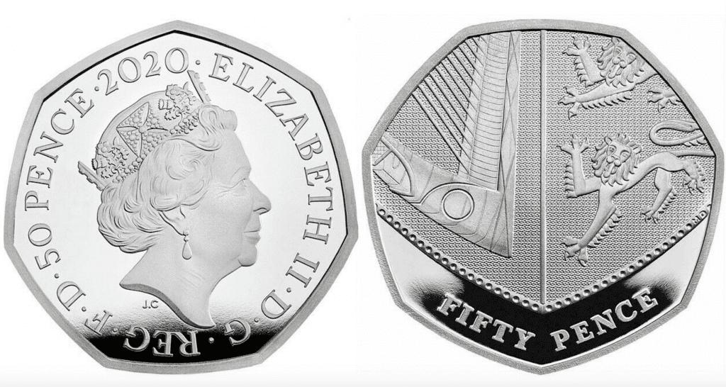royal shield 50p
