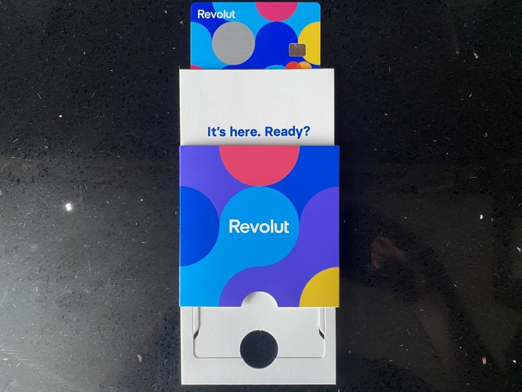 a new revolut junior card