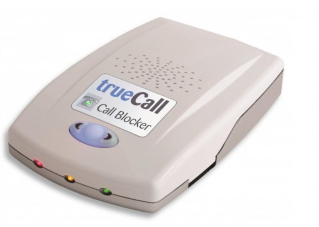 truecall spam call blocker